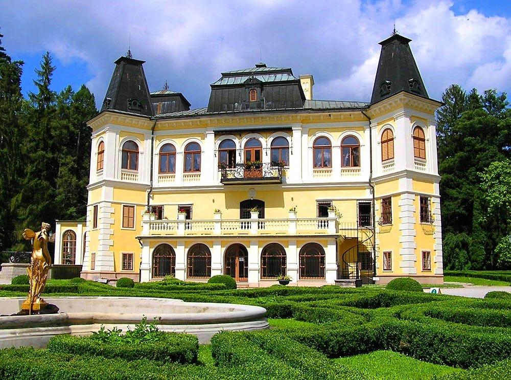 Manor House of Betliar