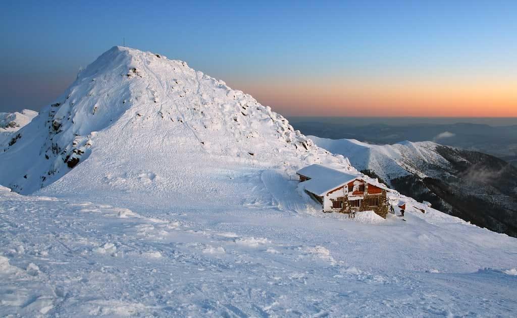 Skipark Jasná Nízke Tatry