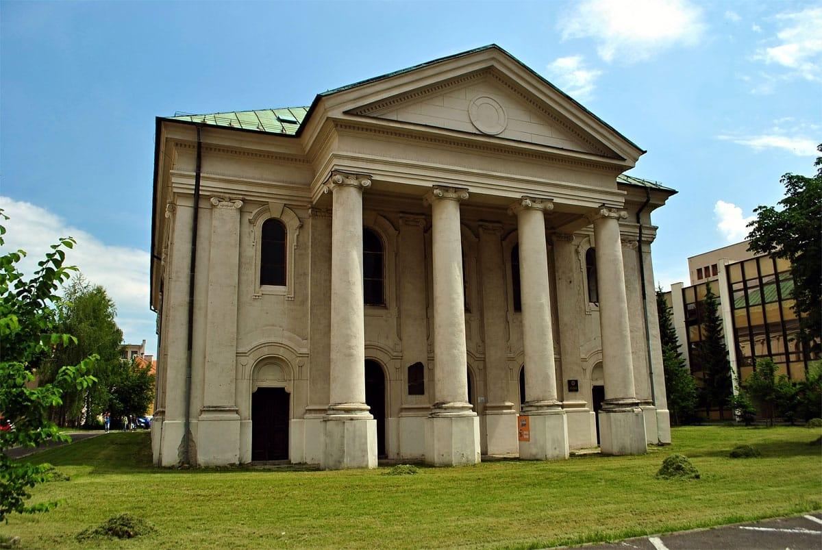 Židovská synagóga v Liptovskom Mikuláši