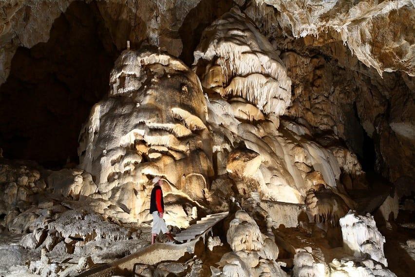 Harmanecká Cave