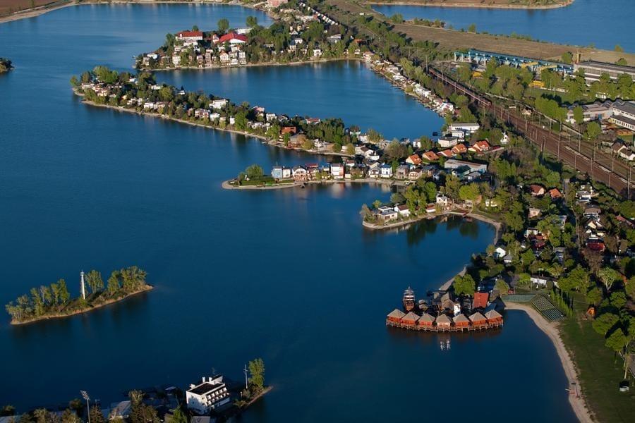 Slnečné jazerá (Sunny Lakes)