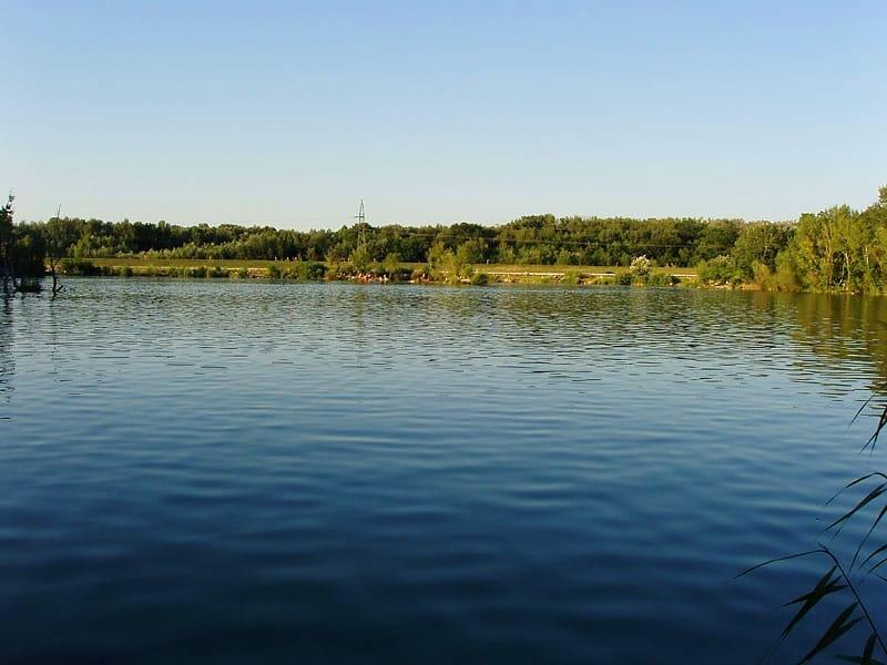 Rusovce Lake