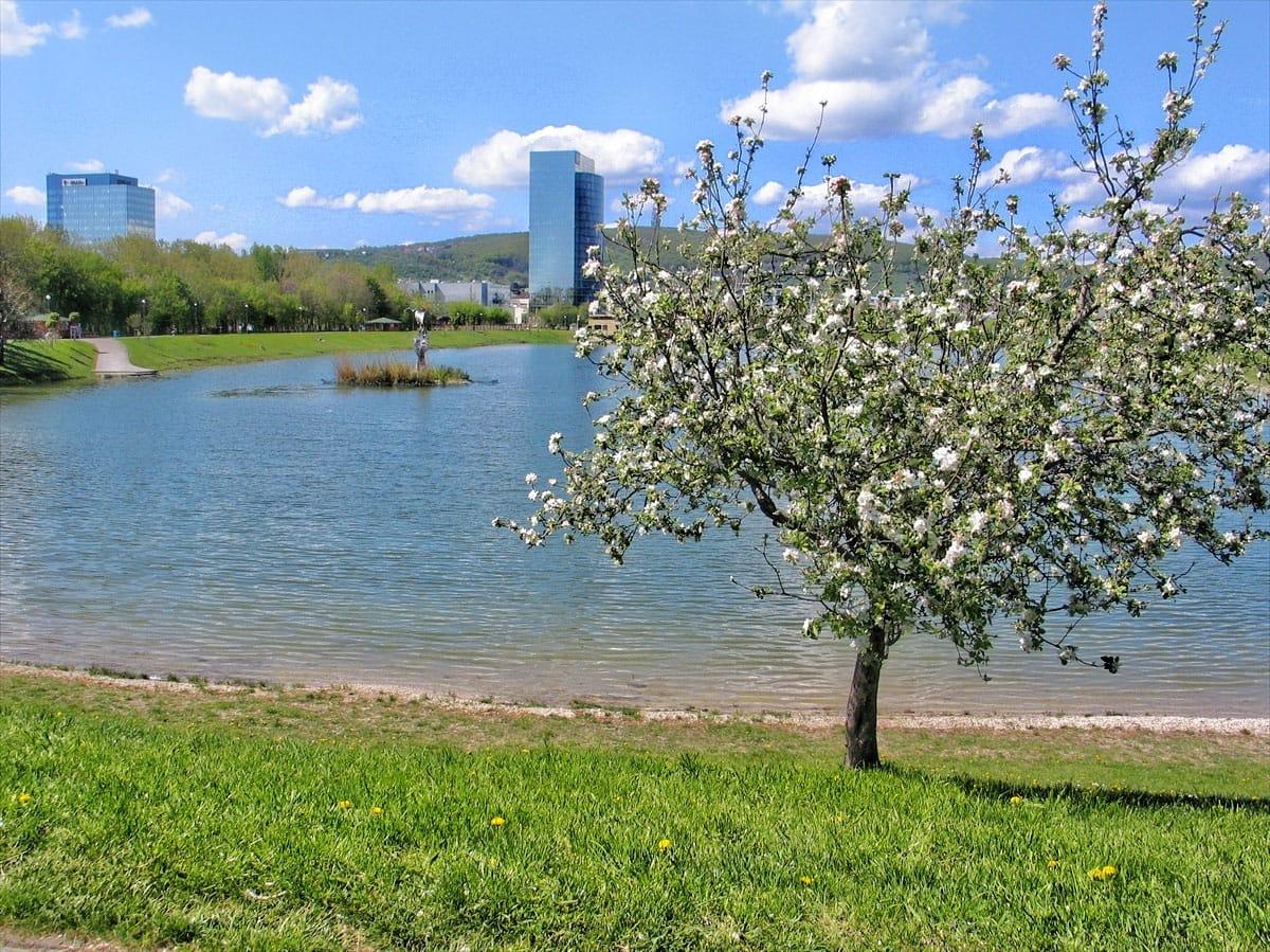 Kuchajda Lake