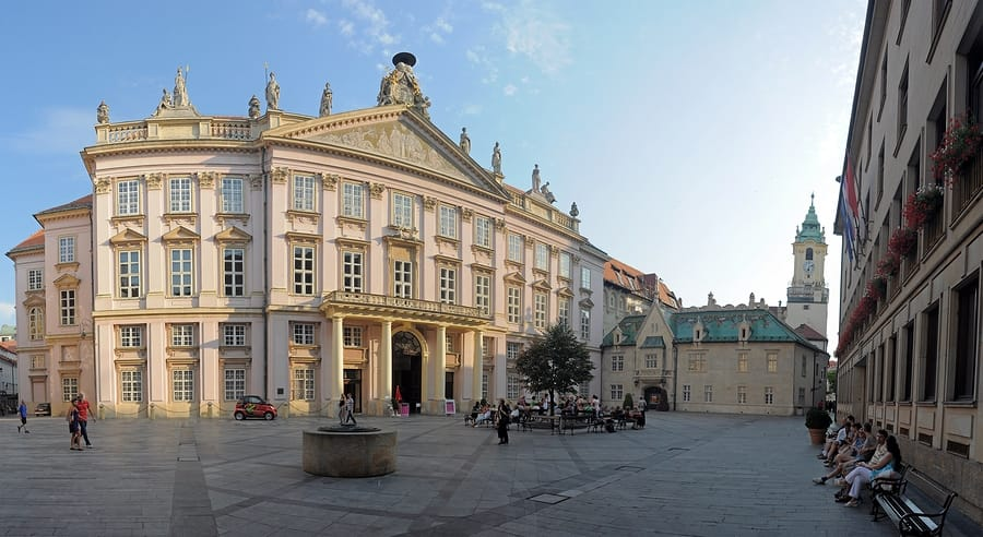 Primatial Palace