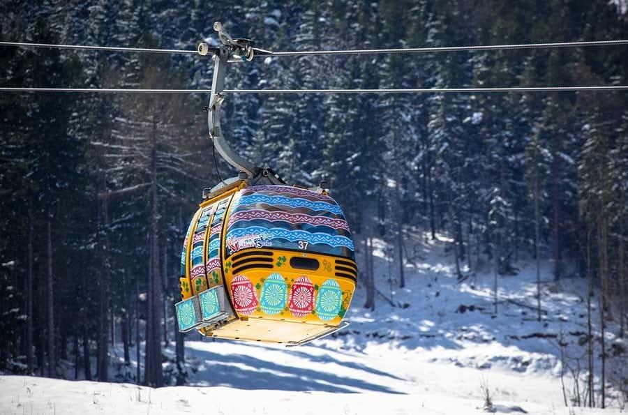 Malinô Brdo Ski & Bike Park