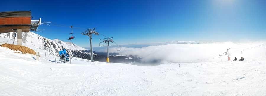 Ski rezort Štrbské Pleso