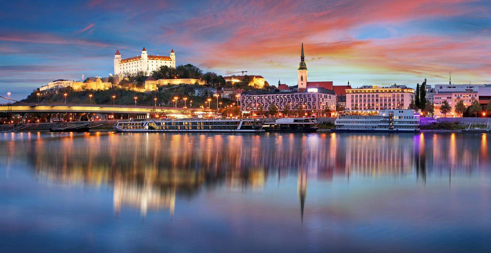 Historic Old Town of Bratislava