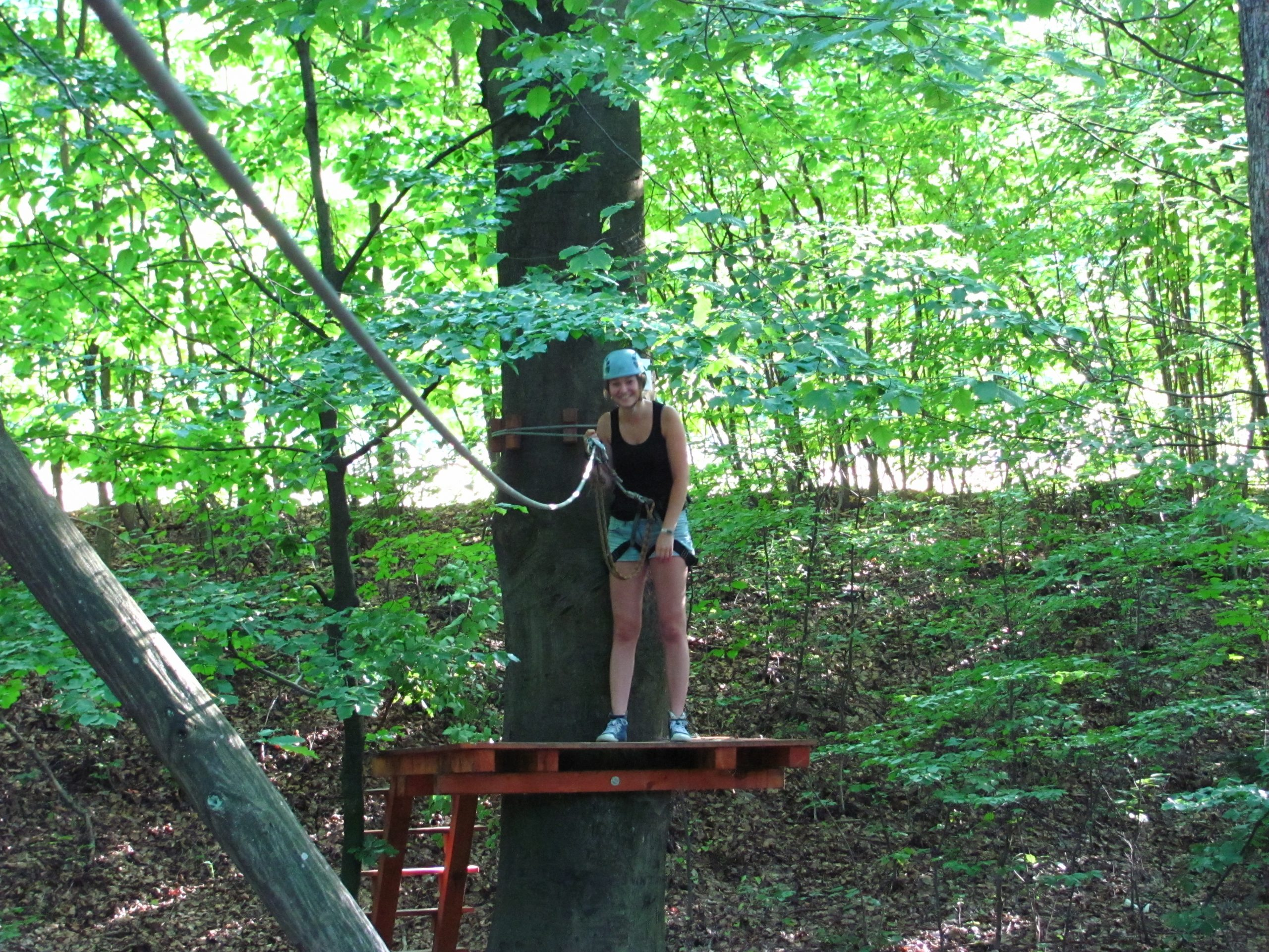 Tarzanom v Košiciach sa stanete na legendárnej Alpinke