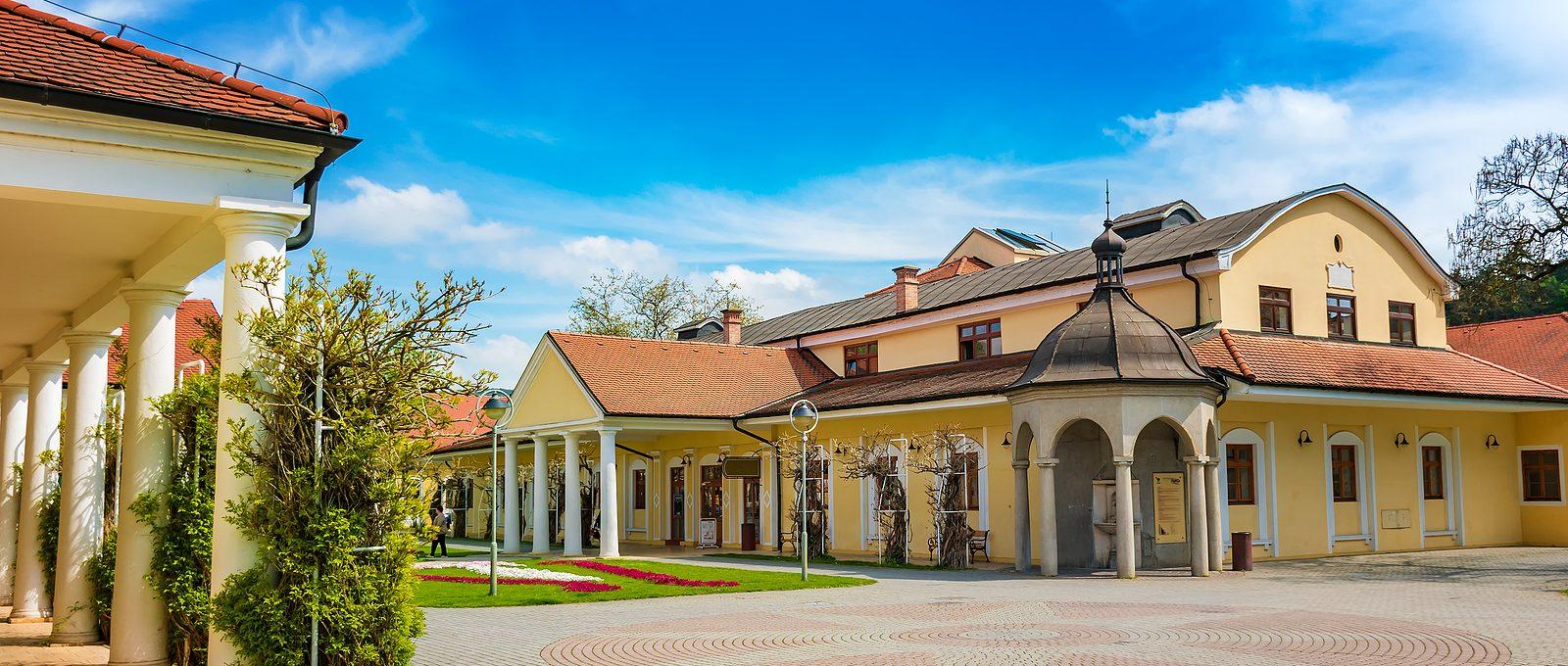 Liečebné kúpele na Slovensku