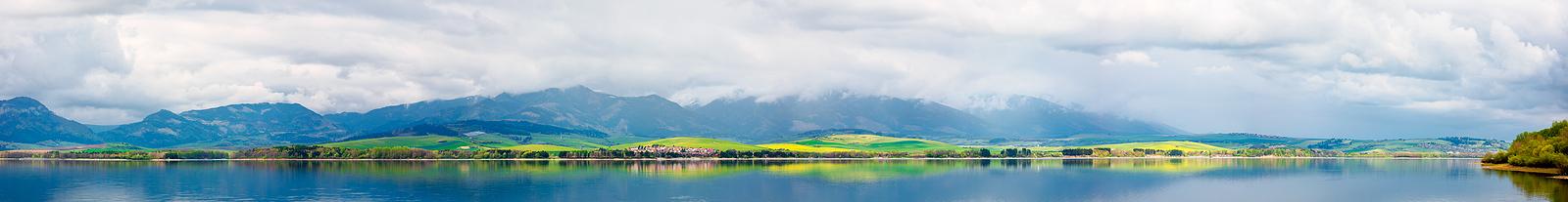Jazerá Slovenska