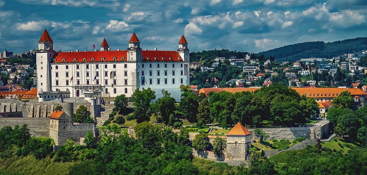 Bratislavský Kraj - Bratislava Region