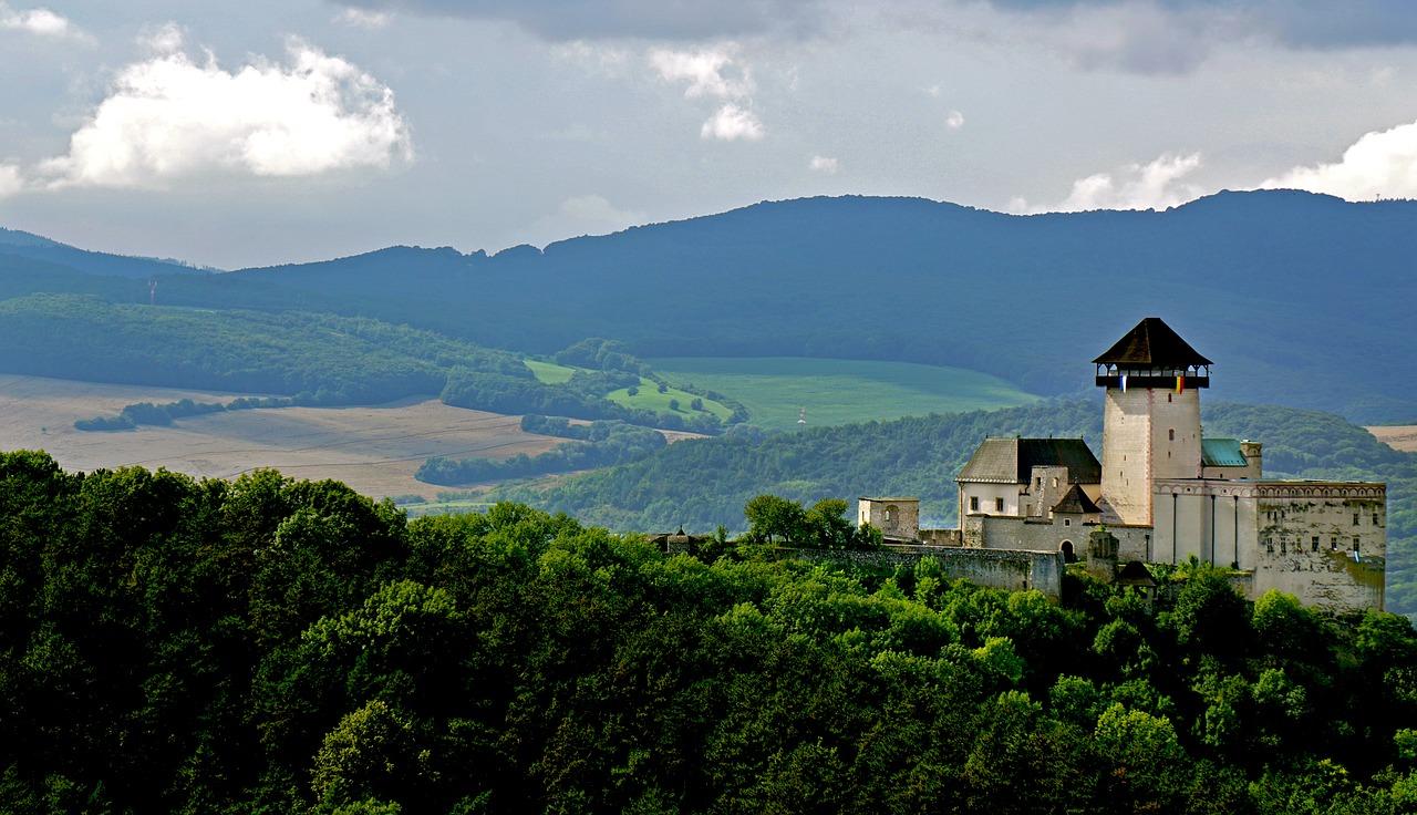Trenčiansky kraj - Trencin region