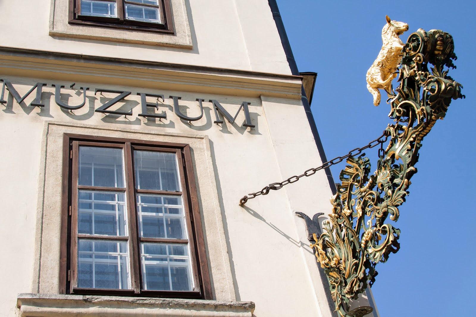 Clock Museum in Bratislava
