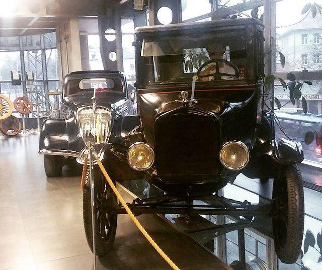 Wheel Museum in Trenčín