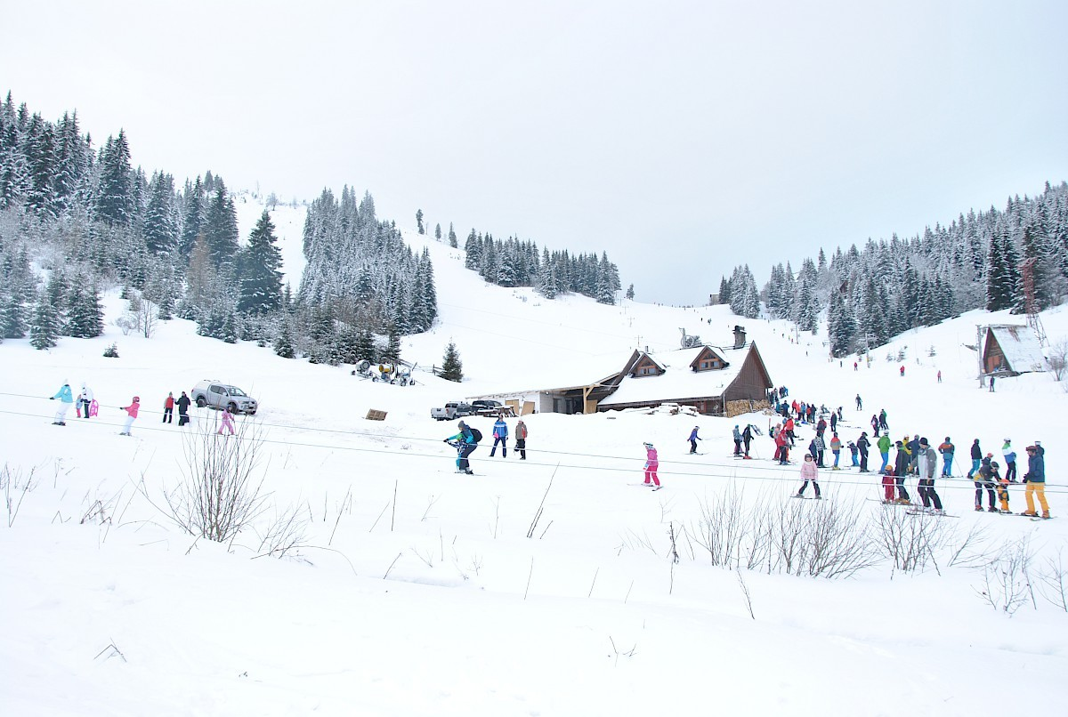 Čertovica STIV Ski Resort