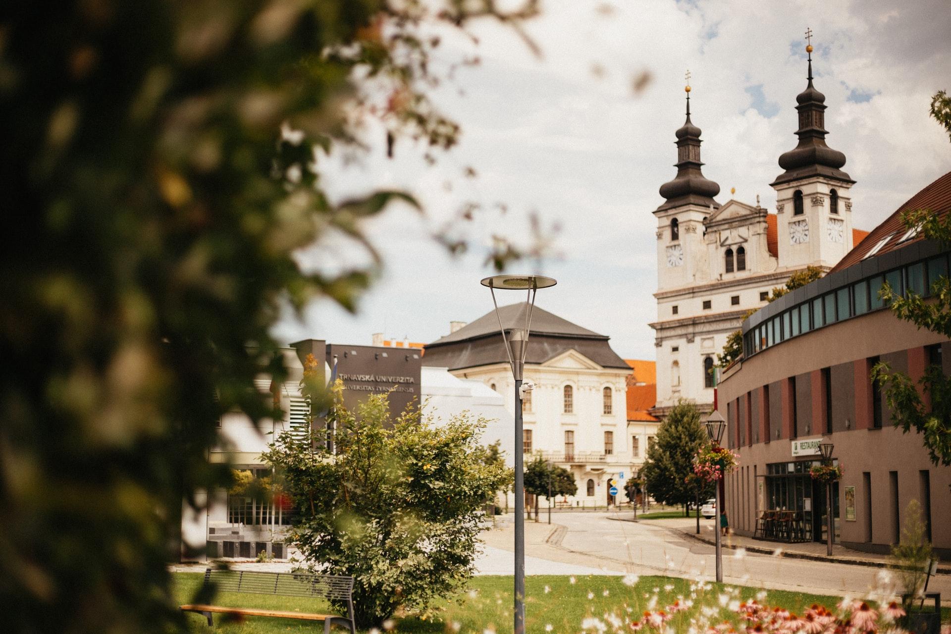 Trnavský kraj - Trnava Region